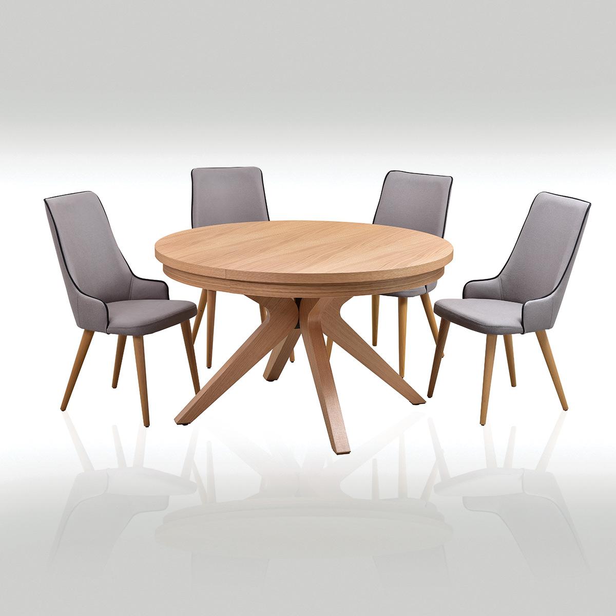 שולחן אוכל רונדה